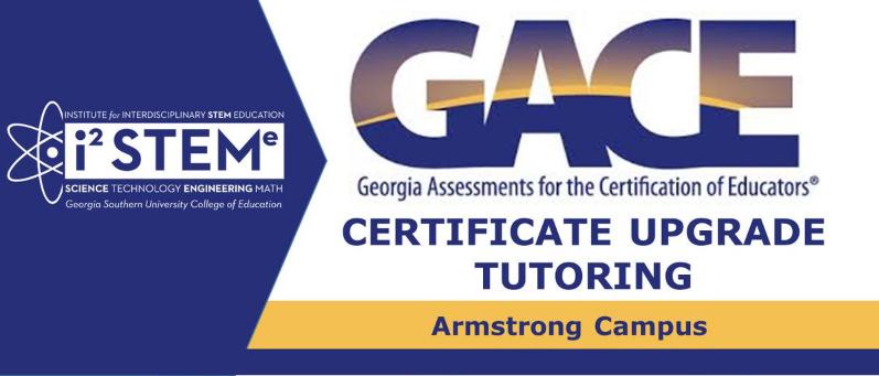 GACE certificate upgrade