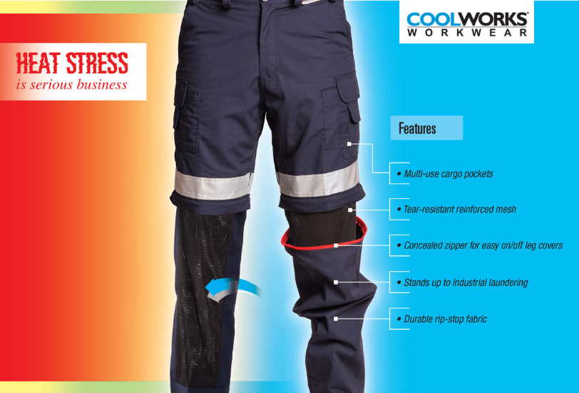 CoolWorks Wearing Standards