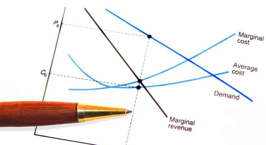Marginal cost components