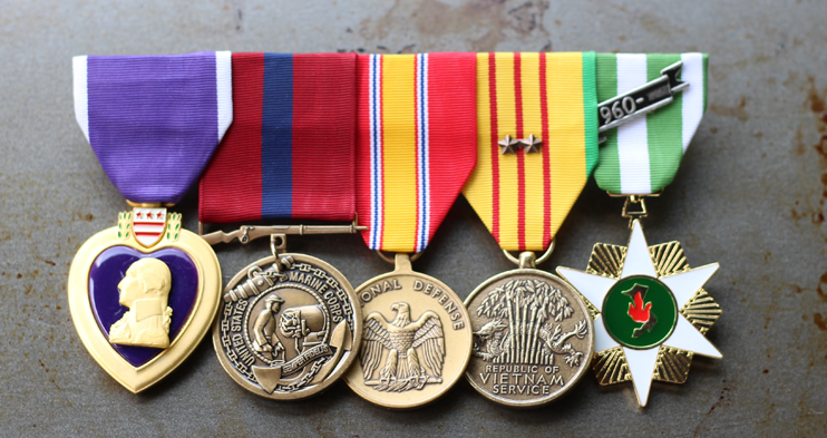 National Defense Service Medals