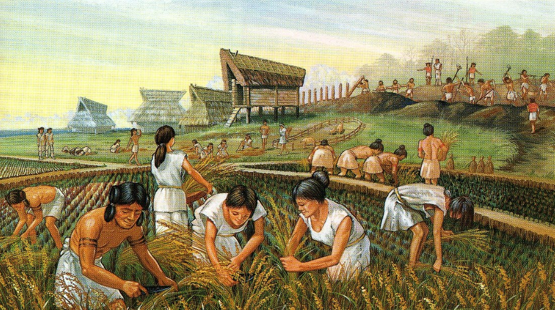 Ancient Chinese Food Farming