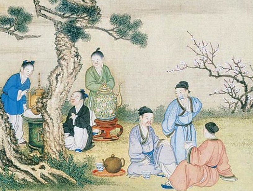 Ancient Chinese Food - Importance Of Tea