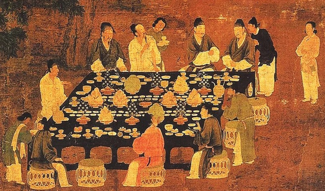 Ancient Chinese Food