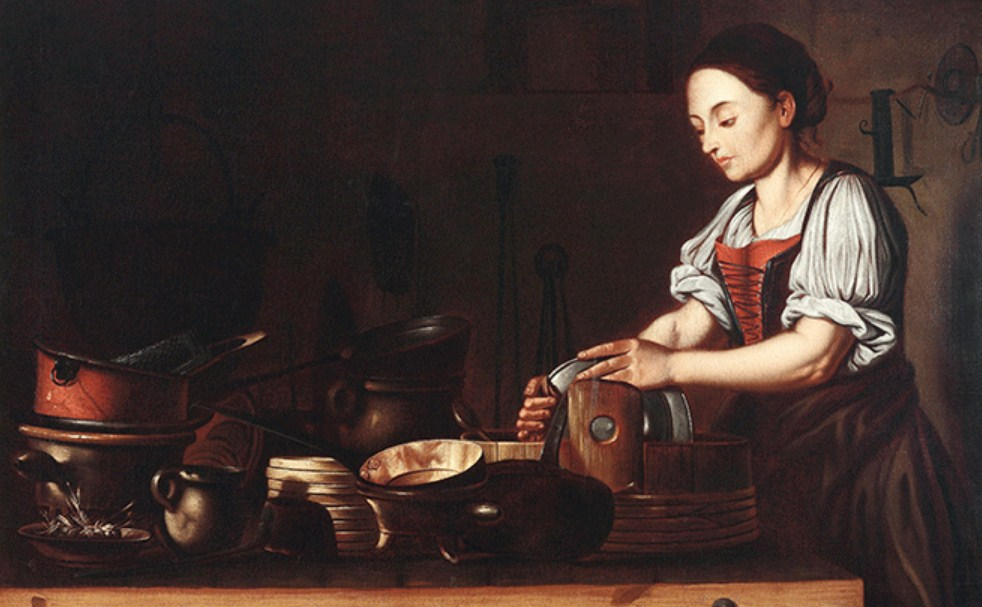 Jobs For Women In The 17th Century