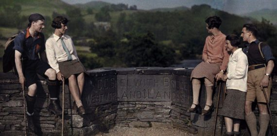 Life In The 1930s England