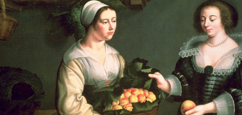 Women In The 1600s or 17th Century