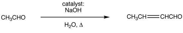 Example Of Base Catalyzed Aldol Condensation