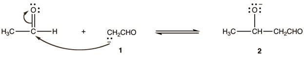Mechanism Of Aldol Condensation Step 2