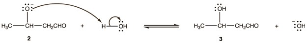 Mechanism Of Aldol Condensation Step 3