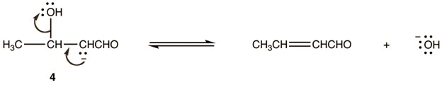 Mechanism Of Aldol Condensation Step 5