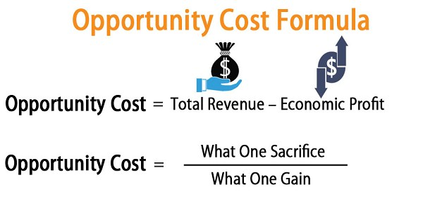 Opportunity Cost Formula