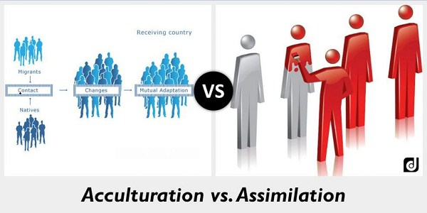Assimilation vs. Acculturation