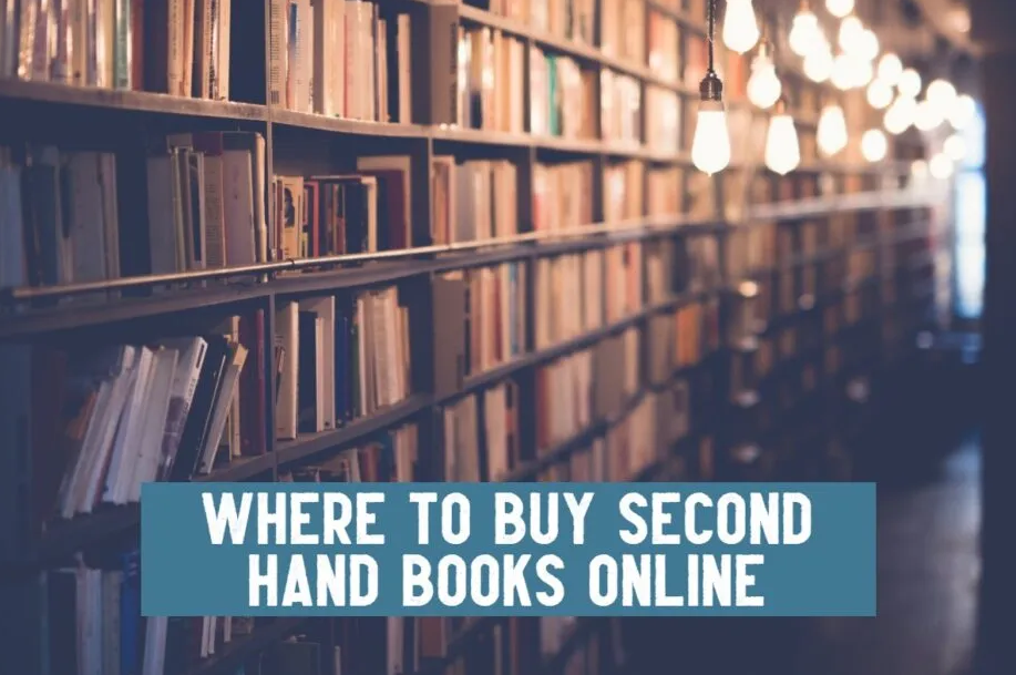 Buy Second Hand Books